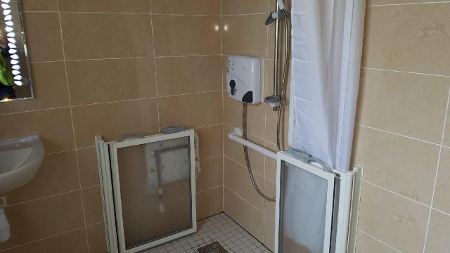 Disabled Bathroom Suite