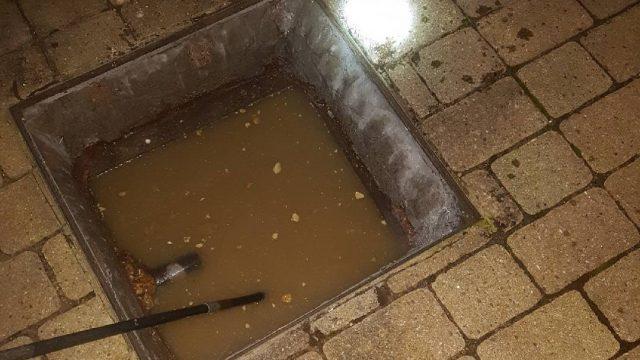 unblock drains